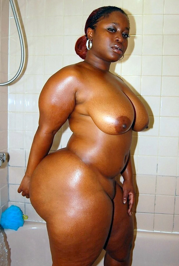 Mature Big Black Titties..