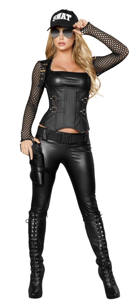 Sexy Swat Agent - The BDSM Toy Shop