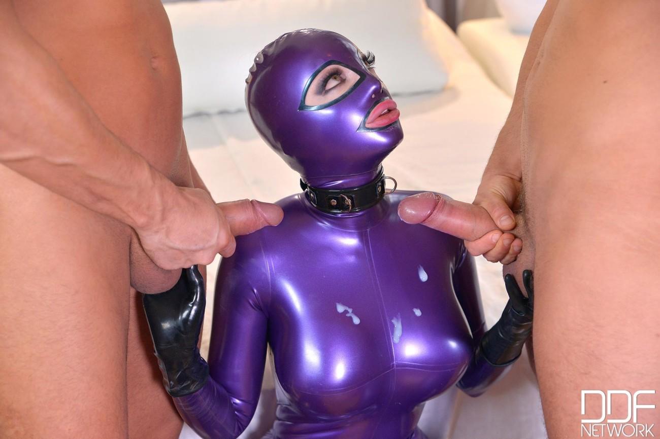 Purple Porno Amateur Plump