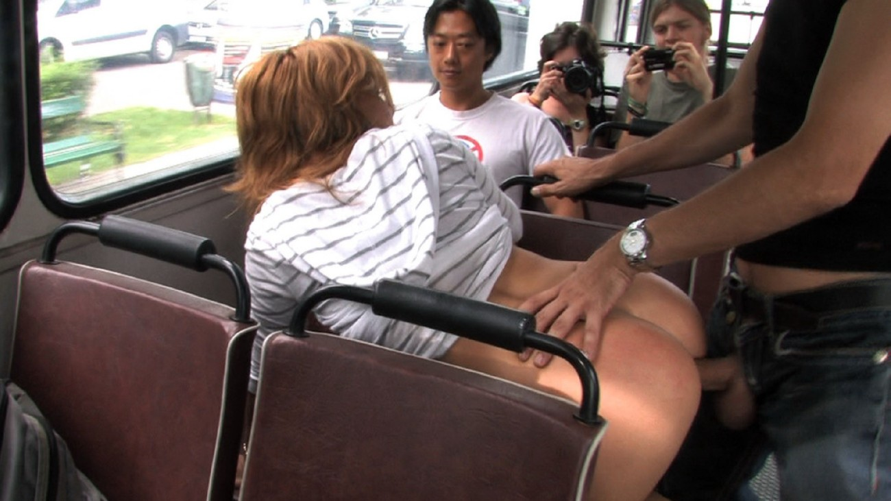 Sex In Bus Porn Pics