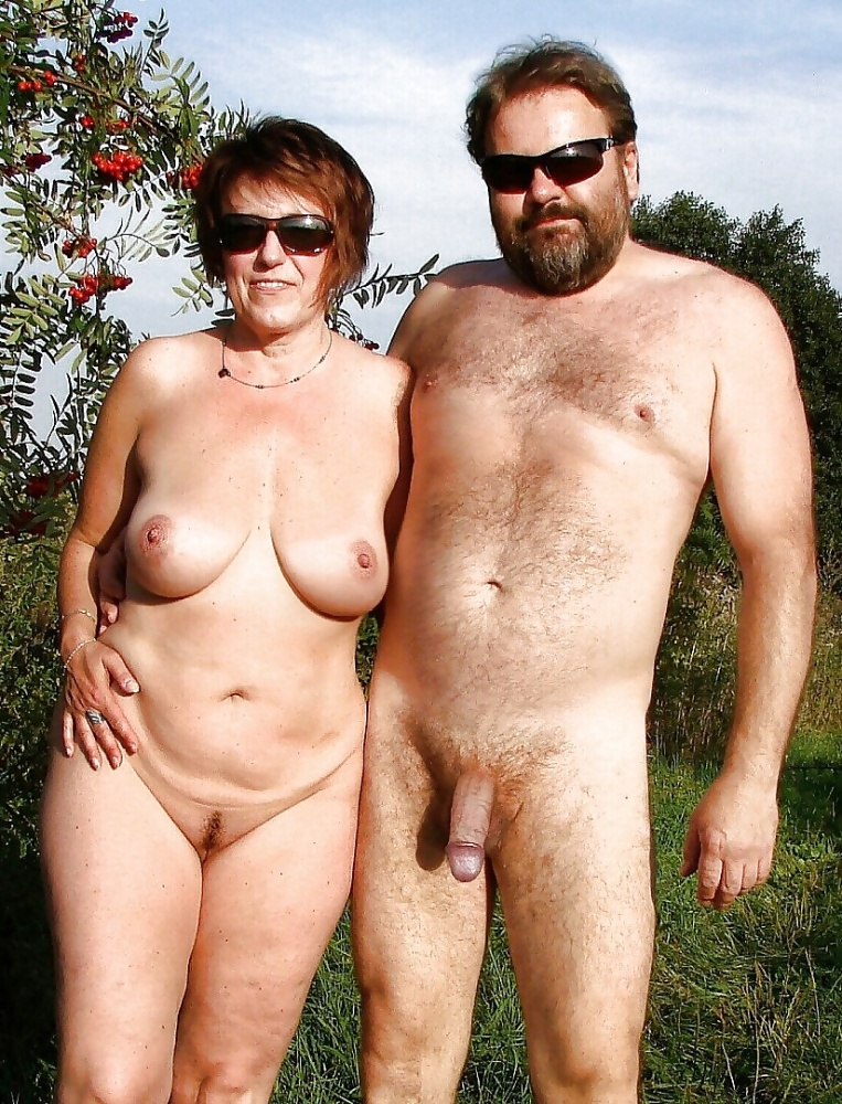 OLDER NUDISTS - Photo #1