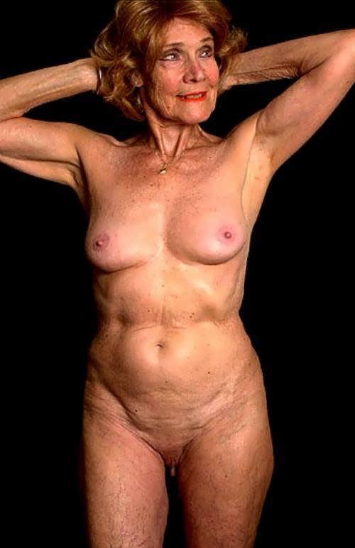 Granny Saggy Melons - Silver Silk..