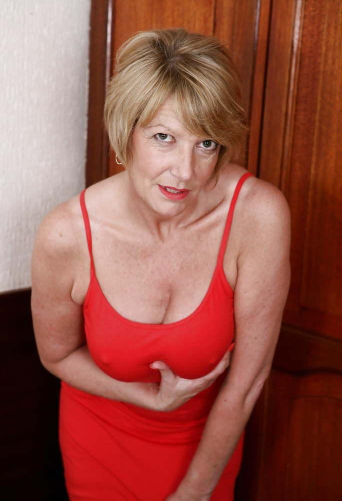 Beautiful mature woman-19 画 像..
