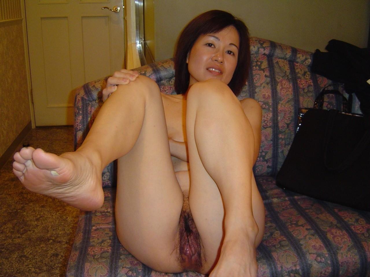 Japanese milf wife