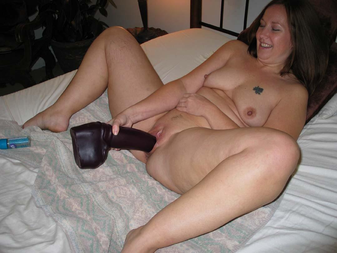 Homemade mature husband wife masturbation