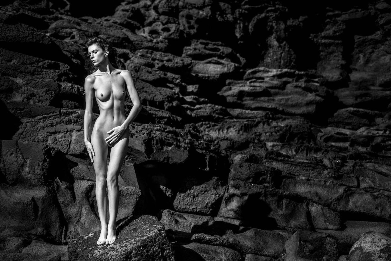 Polish nude model Angela..