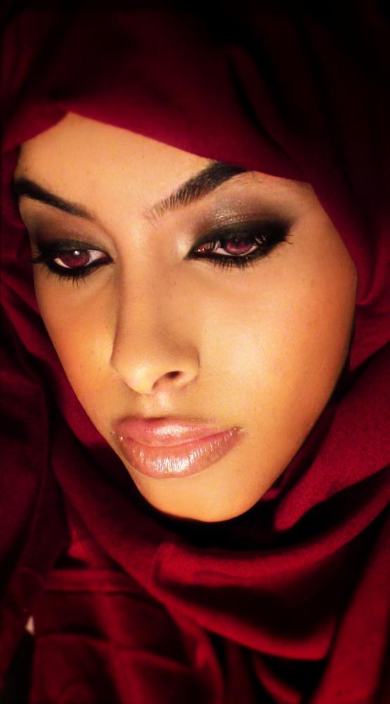 Images of Arabian Women Makeup -..