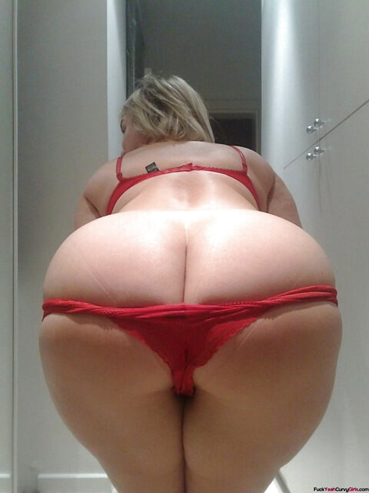 Big Booty From Behind - Fuck Yeah..