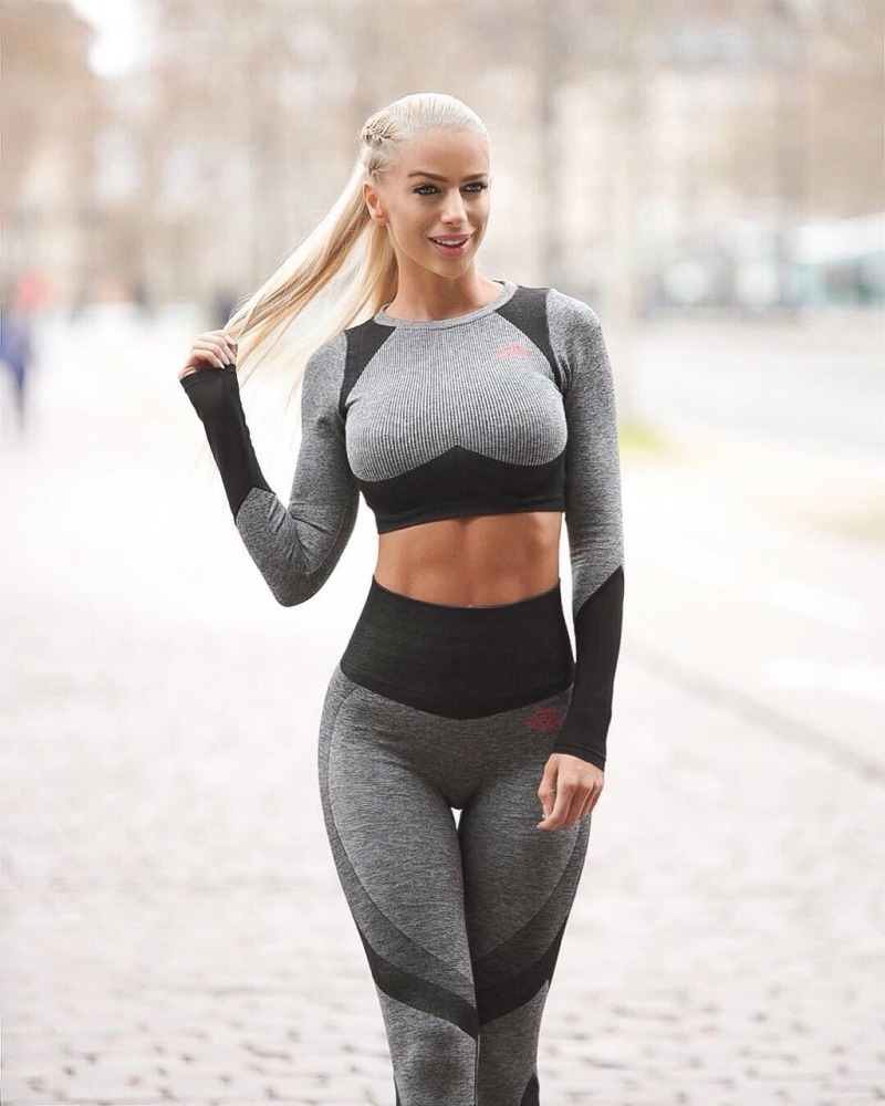 Sexy Toned and Fit Babes