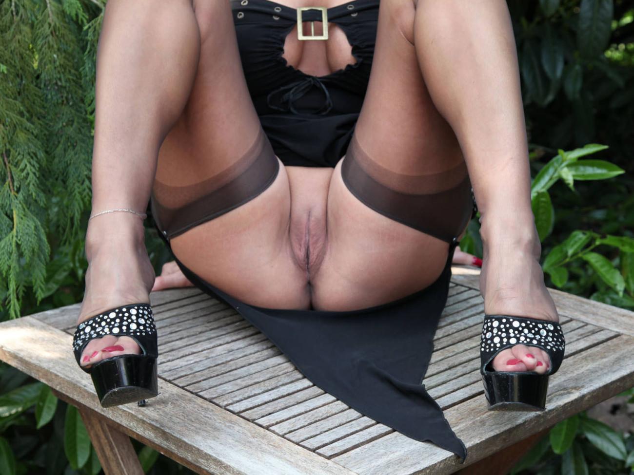 Garter belt pics
