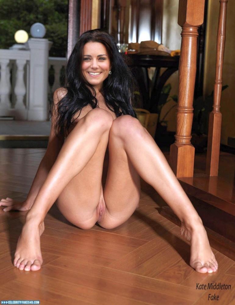 nude fake Kate middleton